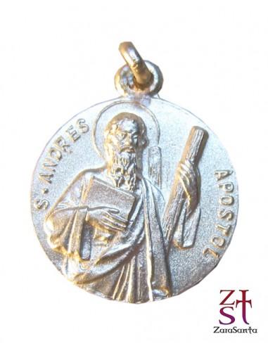 MEDALLA SAN ANDRES APOSTOL