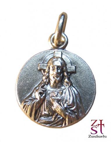 MEDALLA CORAZON DE JESUS