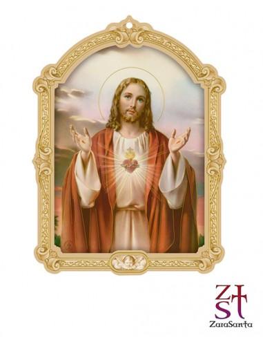 CUADRO CORAZÓN DE JESÚS
