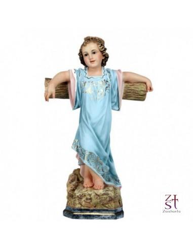 NIÑO JESUS CON CRUZ_A197