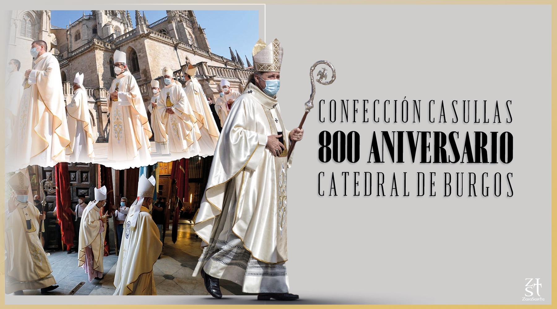 Aniversario catedral de Burgos