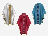 Chasubles 3D Customizer